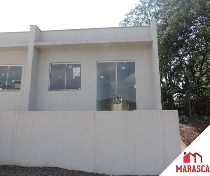 Casa Geminada de 2 dormitório(s) no bairro Floresta em Lajeado