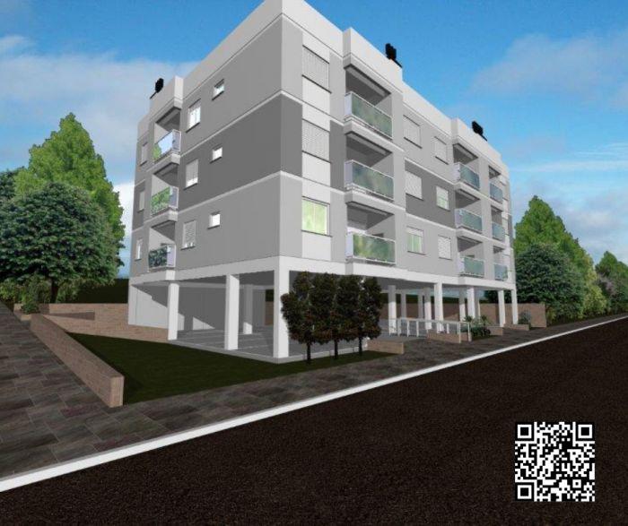 Apartamento no bairro Olarias em Lajeado