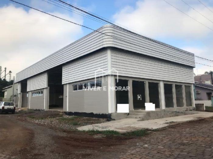 Pavilhão Barra do Forqueta Arroio do Meio