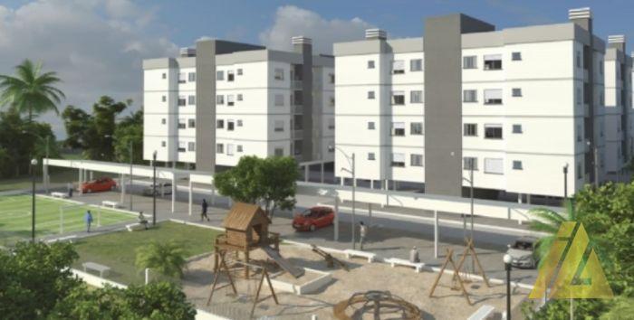 Apartamento de 2 dormitório(s) - Universitário em Lajeado