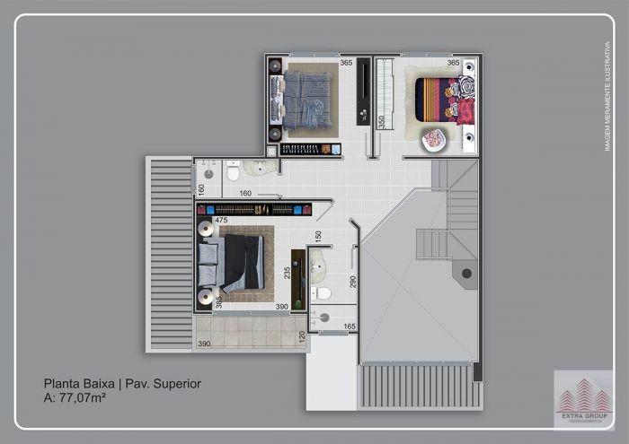 Casa de 3 dormitórios no bairro Universitário em Lajeado