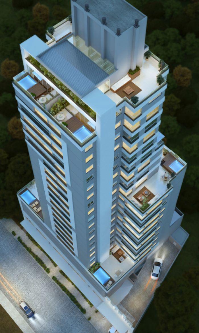Apartamento - Cobertura de 4 dormitórios no bairro Centro em Lajeado