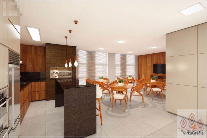 Apartamento - Cobertura de 3 dormitórios no bairro Florestal em Lajeado