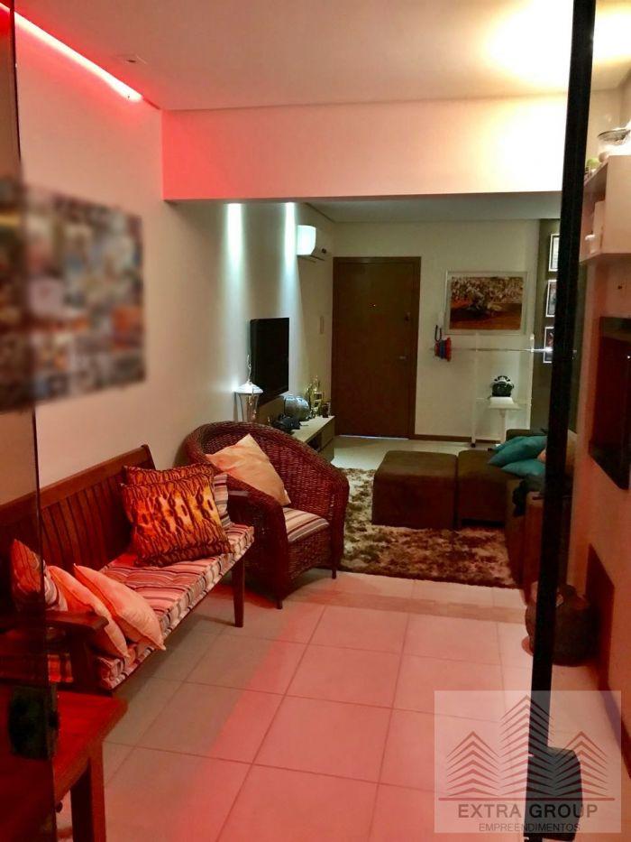 Apartamento - Semi/mobiliado de 1 dormitório no bairro Centro em Lajeado