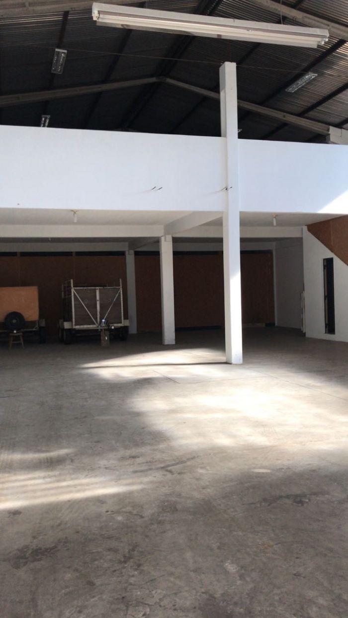 Pavilhão no bairro São Cristóvão em Lajeado