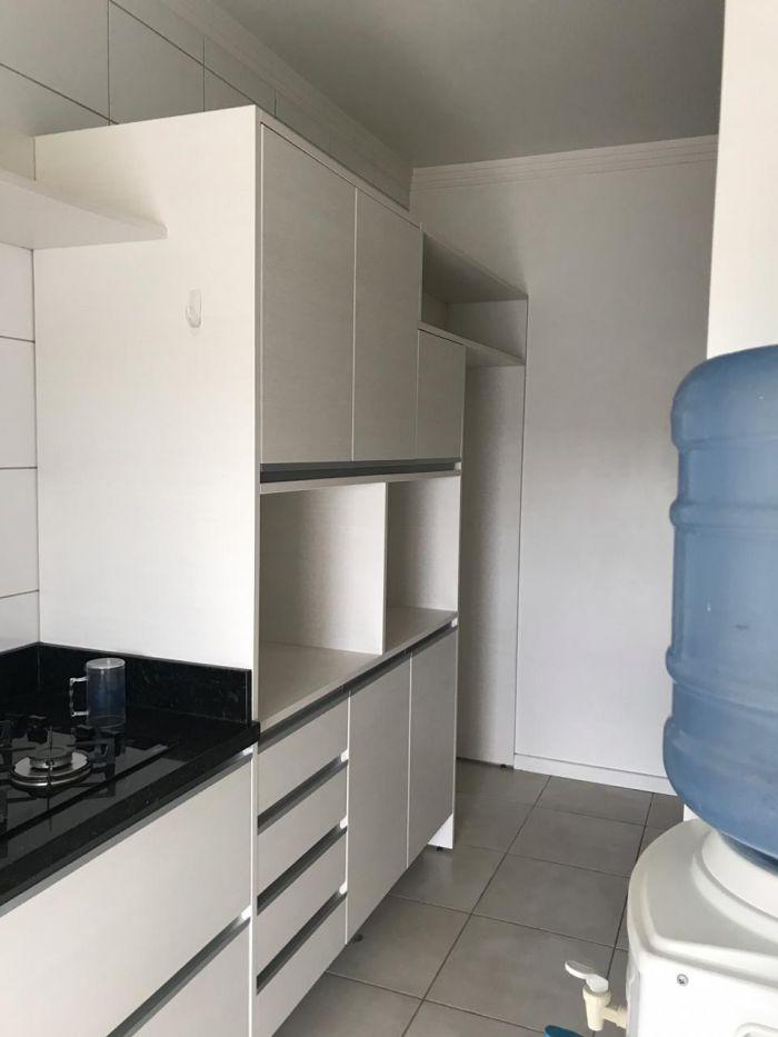 Apartamento - Semi/mobiliado de 3 dormitórios no bairro Florestal em Lajeado
