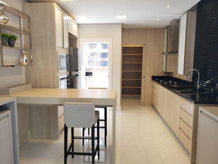 Apartamento - Semi/mobiliado de 3 dormitórios no bairro Americano em Lajeado