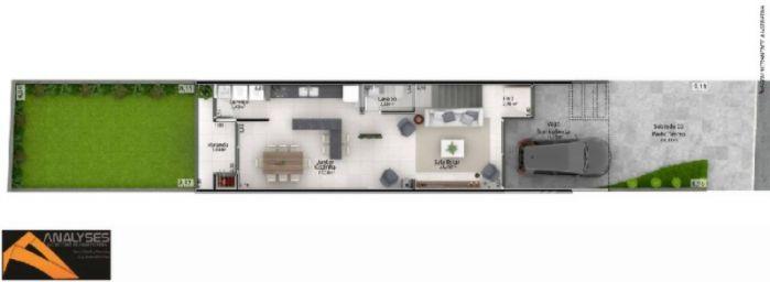 Sobrado de 3 dormitórios no bairro Universitário em Lajeado