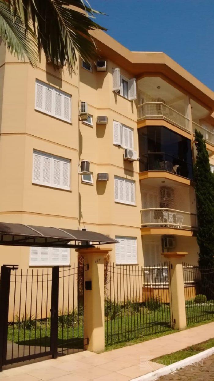 Apartamento de 2 dormitórios no bairro São Cristóvão em Lajeado