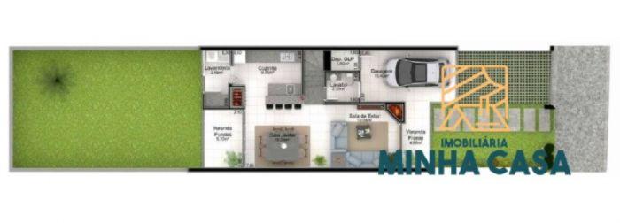 Sobrado de 3 dormitórios no bairro Cristo Rei em Estrela