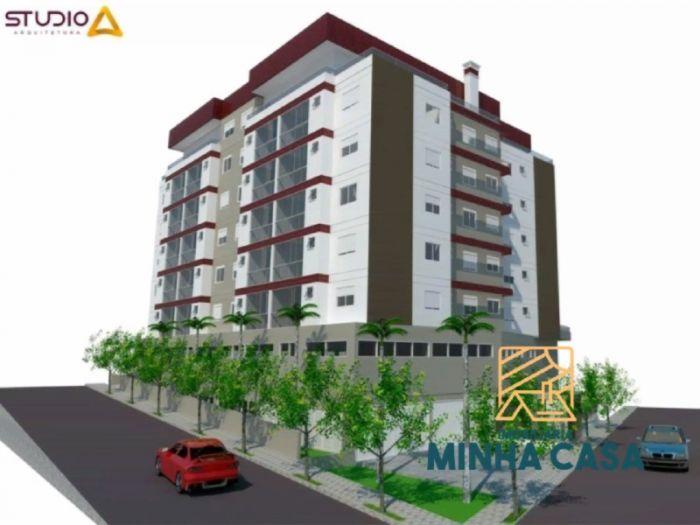 Apartamento de 1 dormitório no bairro São Cristóvão em Lajeado