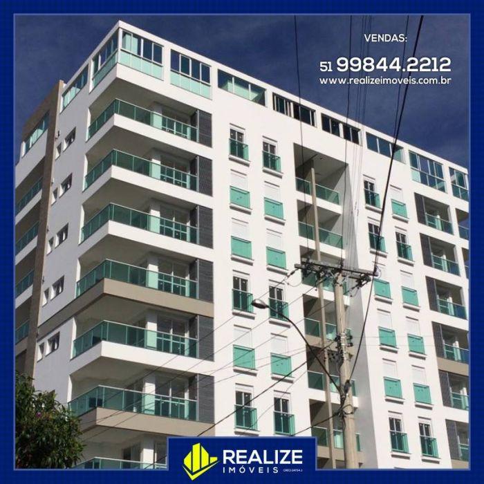Apartamento de 3 dormitórios no bairro Centro em Estrela