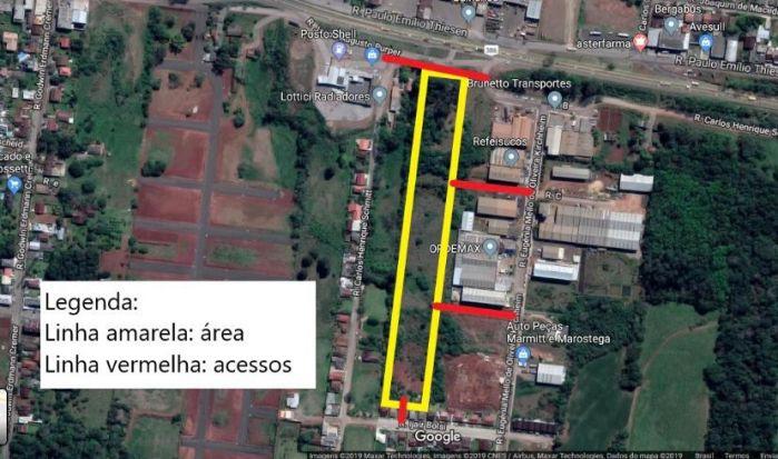 Área de Terras no bairro Conventos em Lajeado